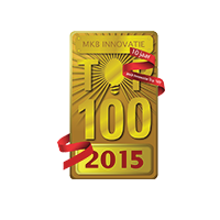 MKB Innovatie top 100 - 2015