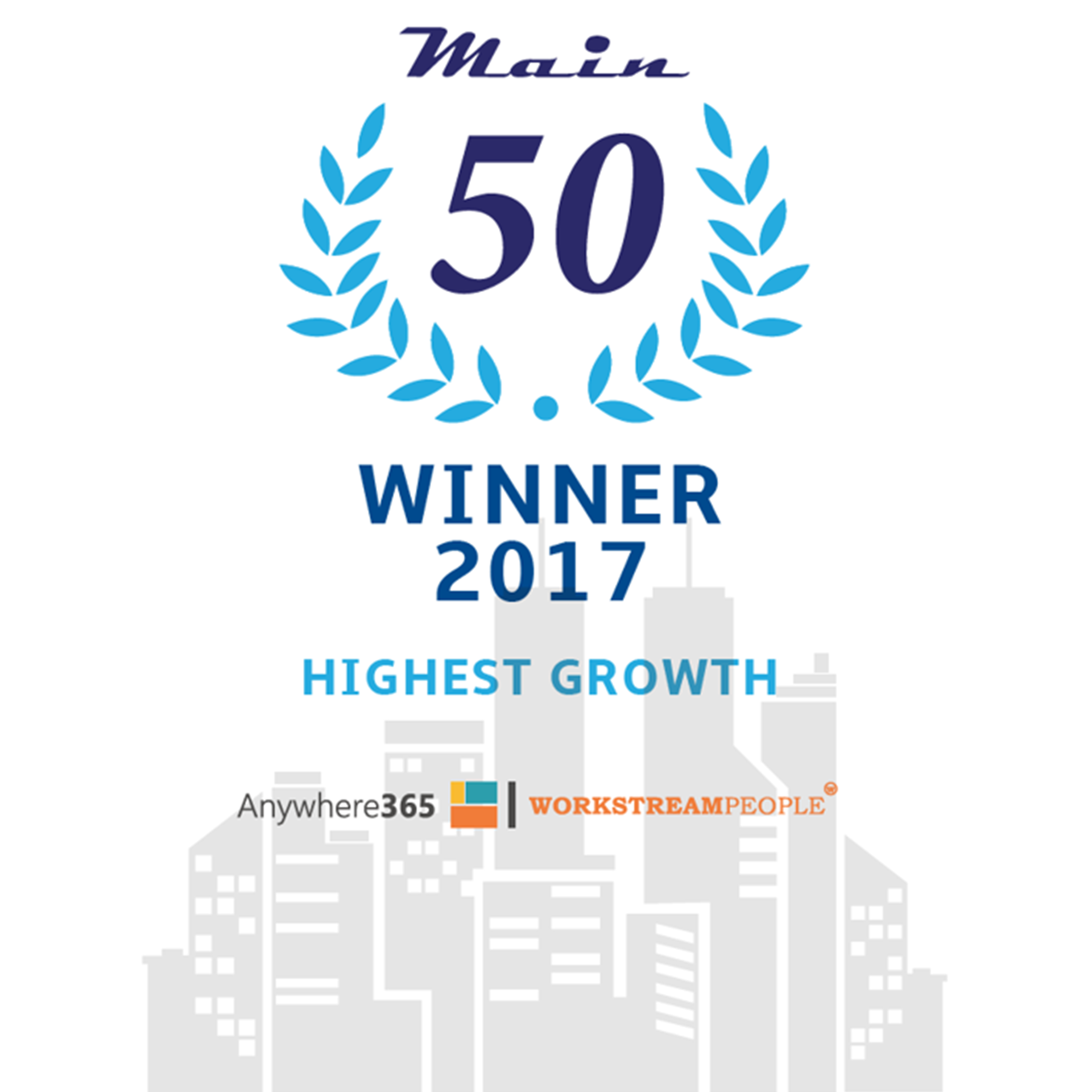 Main 50 Highest Growth - 2017